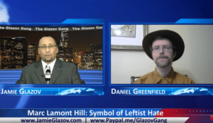 Glazov Gang: Marc Lamont Hill: Symbol of Leftist Hate