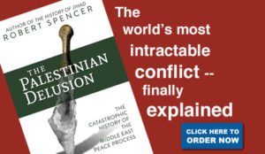 "Robert Spencer's The Palestinian Delusion: ""Very important for any student o... <a target="
