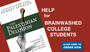 """Are college students today promoting """"Palestinian"""" liberation? No. They're abetting evil."""