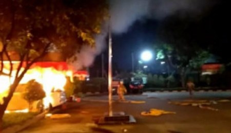Suspected Terrorists in Indonesia Kill Four Christians, Burn Salvation Army Post and Homes of Christians