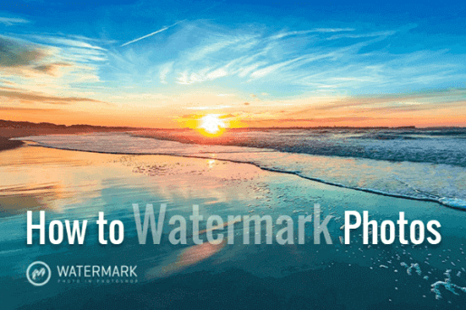 How Add Watermark to Photos for Free
