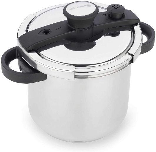 How to wash the 7.4 Quartz Pressure cooker