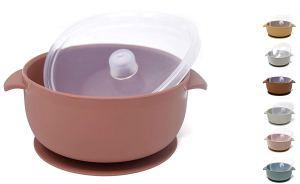 Toddler-silicone-baby-bowl 3 Toddler silicone baby bowl