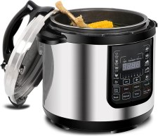Multi-Use Programmable Electric Pressure Cooker