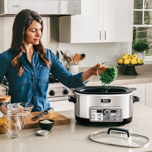 Ninja Multi and Slow Cooker with Non-stick Pot