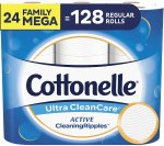 cottonelle healthy toilet Paper