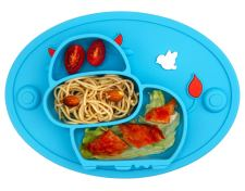 Best suction children plate for children, kids and babies