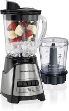 Hamilton Beach Power Elite Blender for crusshing ice, smoothies, puree, chopping vegetables and shakes