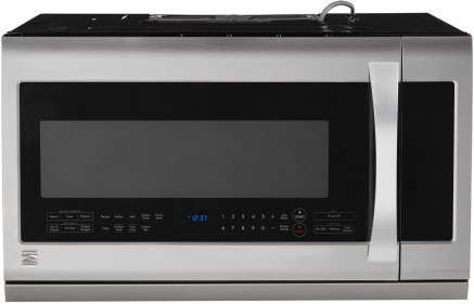 Kenmore Elite Over the Range Microwave Oven