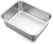 Lasagna deep baking pan