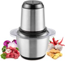 Mini Electric food chopper for fruits, meat and vegetables