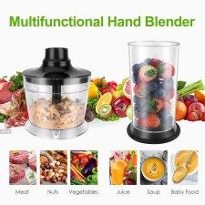 Multifunctional hand Blender