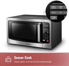 Toshiba best countertop Microwave Oven 2020