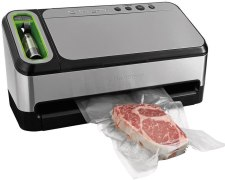 Foodsaver vacuum sealer machine with Automatic bag detection
