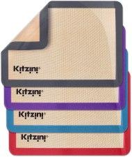 Kitzini BPA and Dishwasher safe Silicone Baking Mats