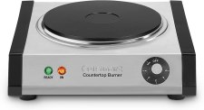 Cuisinart cast iron tiny house electric stove