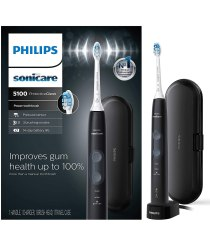 Electric brush for healthy gums