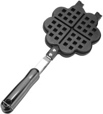 Gas non-stick Delaman Waffle Maker