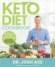 Keto diet cookbook for weight loss, balance hormones and health
