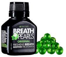 Parsley Breath Pearls gel for fresh breath