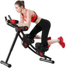 home exercise equipment for flat stomach
