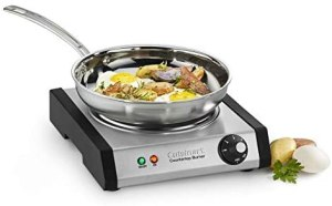 tiny house electric stove