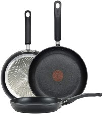 Tefal Induction non-stick frying Pan for gas stove, ceramic, electric and other cooktops.