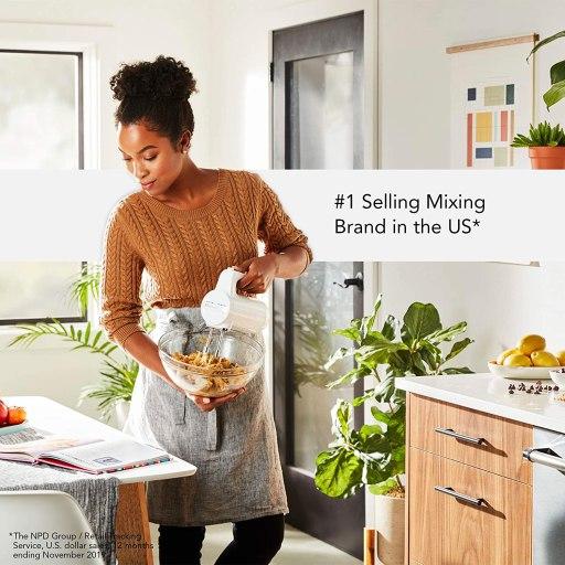 KitchenAid best hand mixer brand in the USA