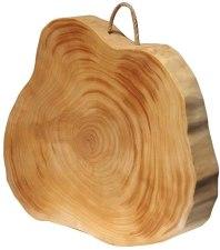 Gingko wood chopping Board for Japanese knives