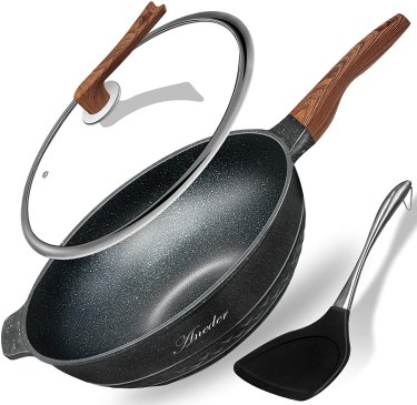 Aneder most healthy non-stick Frying Pan for Induction stove