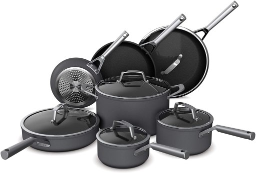 Ninja foodi overall best non-stick induction stove cookware set