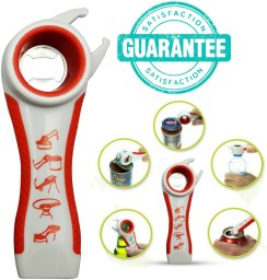 Bottle Can and Jar Opener Multi Kitchen product for Rheumatoid and arthritis weak hands