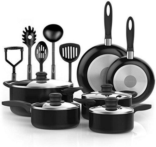 Vremi light pots and pans