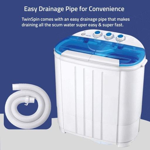 mini compact home washing machine for newly weds