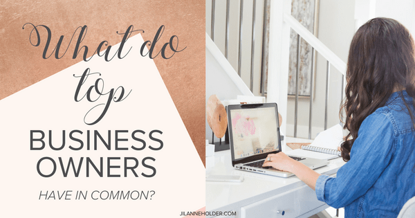 Getting inside the head of top business owners – it's all about mindset