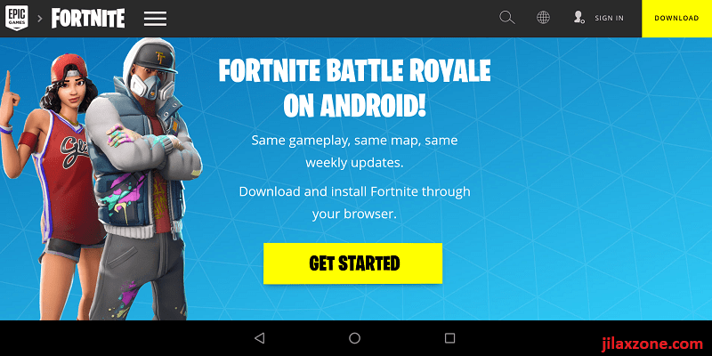 Fortnite Beta App Can You Download The Android Beta