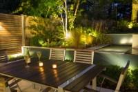 Garden Lighting - Jilayne Rickards North London Garden ...
