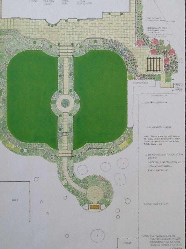 Country garden design marlborough wiltshire rhs medal for Suzhou architecture gardens landscape planning design company limited