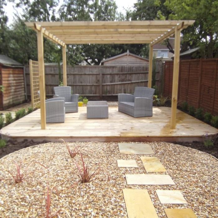 Mediterranean Garden Design Swindon, Wiltshire