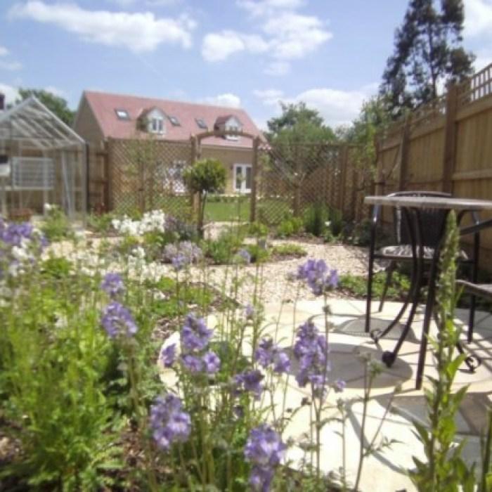Country Garden Design Highworth Wiltshire