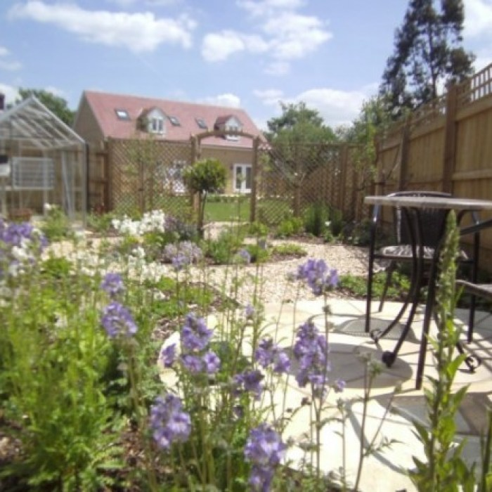 Country Garden Design Highworth Wiltshire