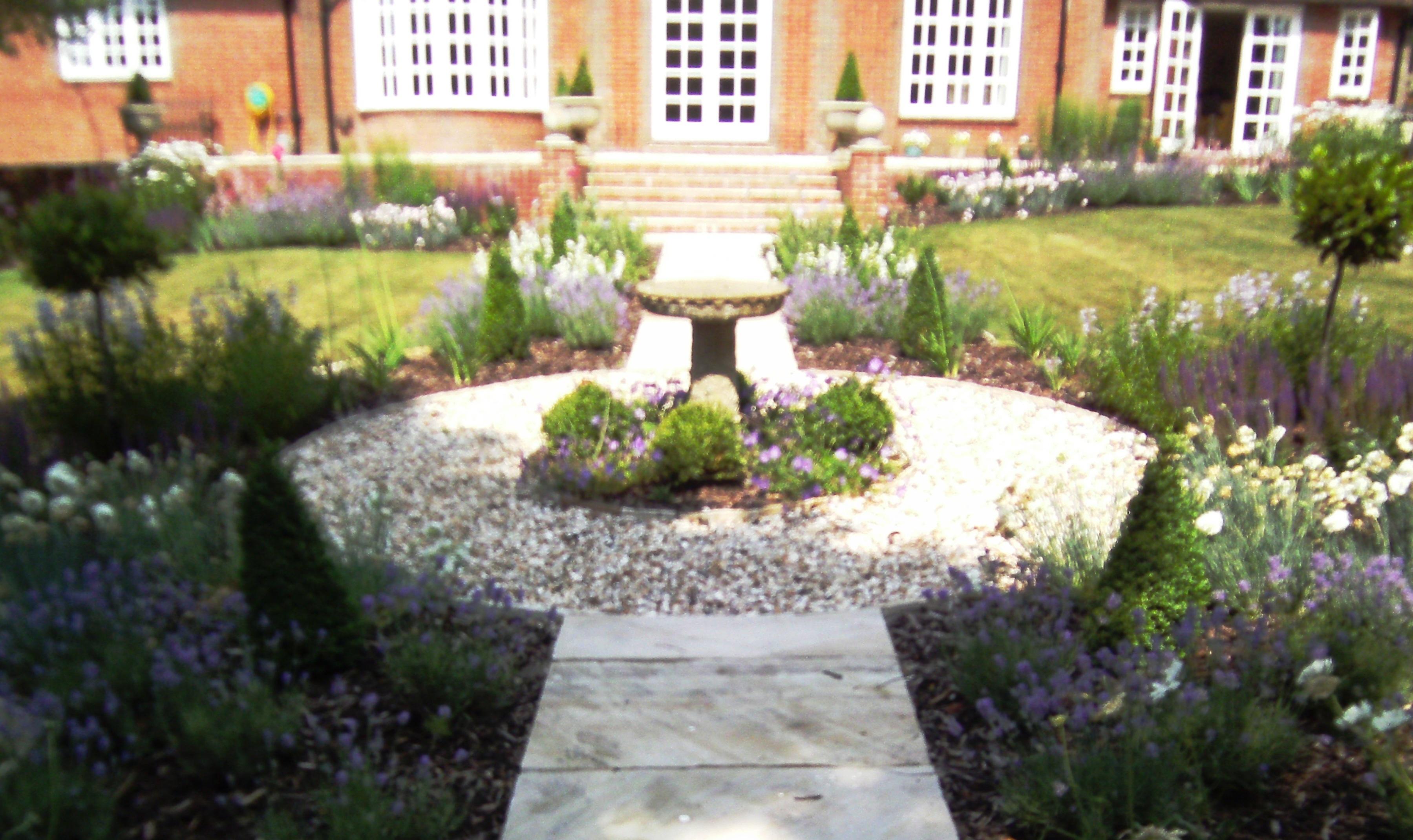 Garden Designer Swindon, Wiltshire. RHS Medal. Garden ...