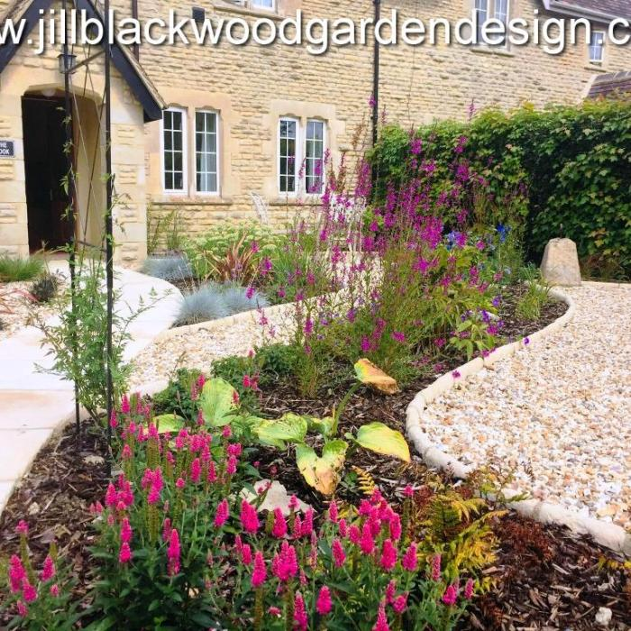 Garden Design, Down Ampney, The Cotswolds