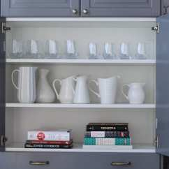 Change Cupboard Doors Kitchen Desks My Ikea Sektion Kitchen!!! - Jillian Harris
