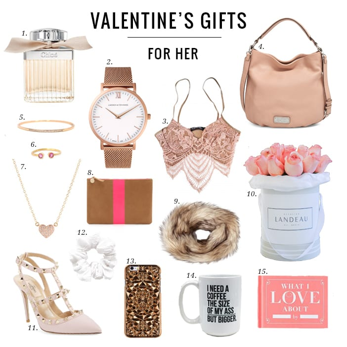 Valentines Gifts For The Ladies Jillian Harris