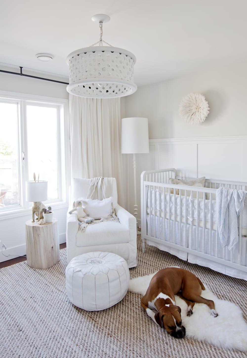 Leos Kelowna Nursery Reveal  Jillian Harris