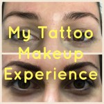 My tattoo makeup experience: Microblading and lip color