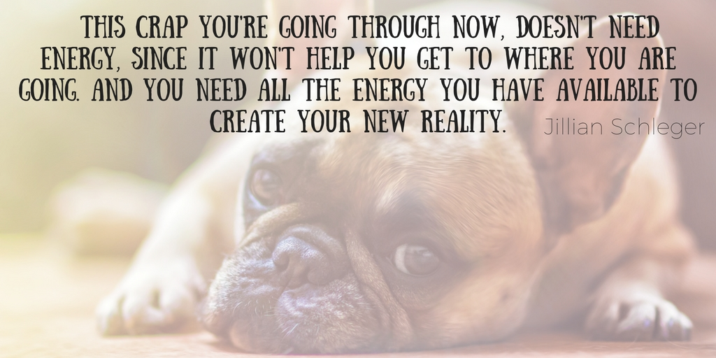 "<img src=""puppy.jpg"" alt=""sad puppy with quote of where your energy should be focused on when in times of challenge"">"