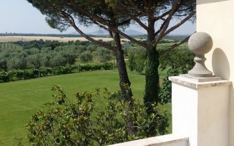 View from Villa,Painting Workshop & Retreat Italy