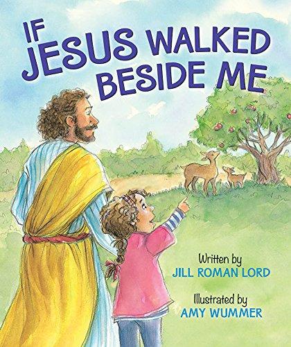 If Jesus Walked Beside Me